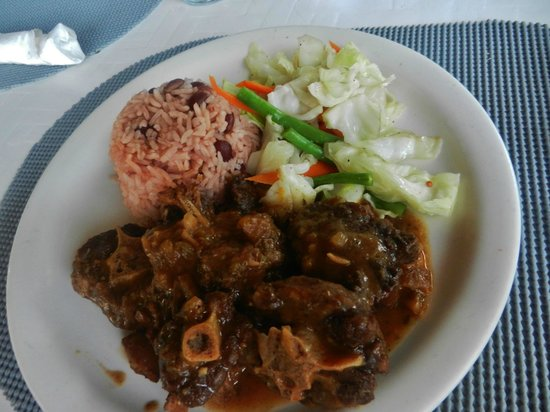 Rondel Village: Brown Stew Chicken from Rondel