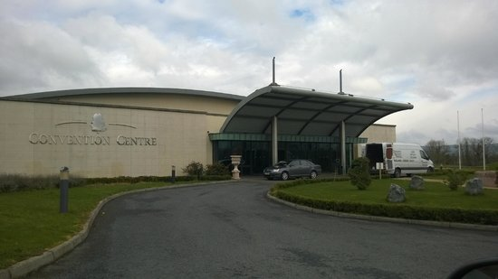 Lyrath Estate Hotel & Spa: Convention centre
