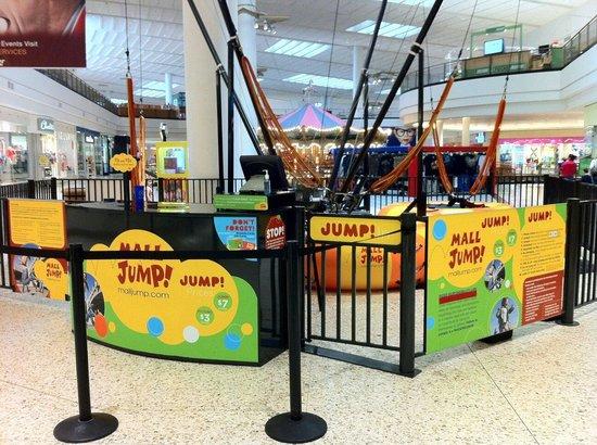 Индепенденс, Миссури: Independence Center Mall Jump