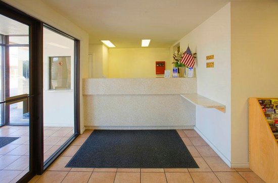 Americas Best Value Inn - Medical Center : Lobby