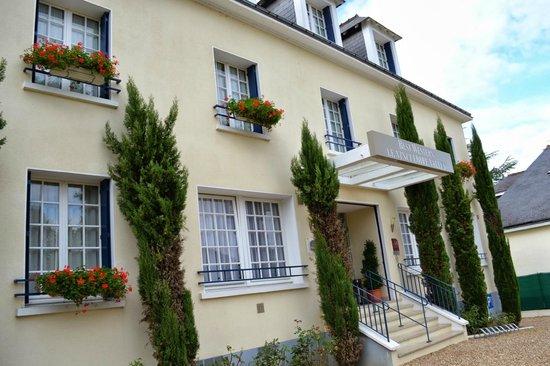BEST WESTERN Le Vinci Loire Valley: Muito charmoso