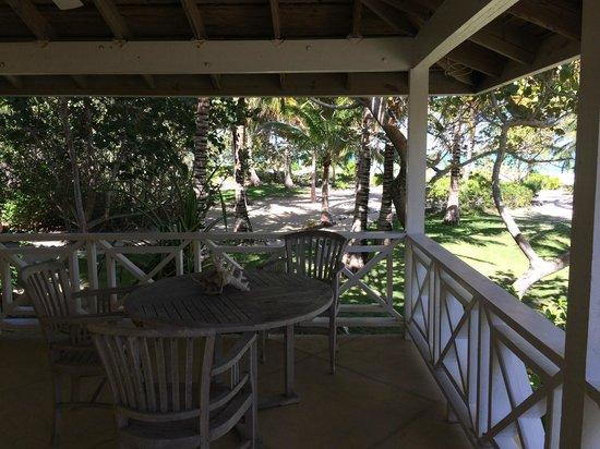 Kamalame Cay : Porch