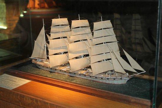 maquette  Picture of Long cours et Cap Horniers (tour Solidor), Saint  ~ Cours D Arabe Aulnay Sous Bois