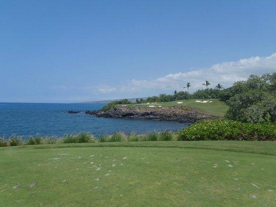 Mauna Kea Resort Golf Course: #3 Par Three Over The Ocean