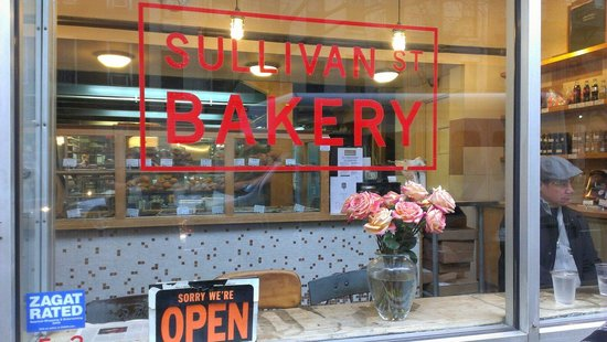 Sullivan Street Bakery: Entrance