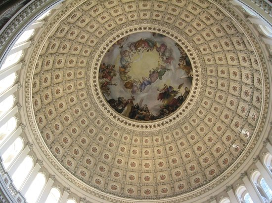 Capitol Hill's dome