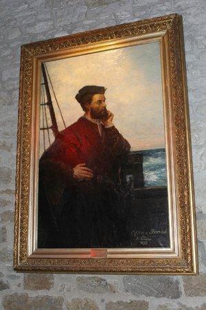 Musée d'Histoire de la ville et du pays malouin : Jacques Cartier
