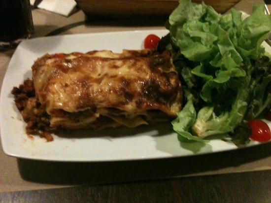 The Kitchen: lasagna