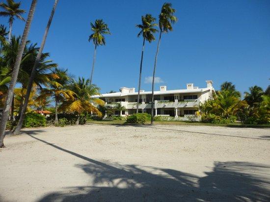 Melia Coco Beach : Oceanfront Red Level suites
