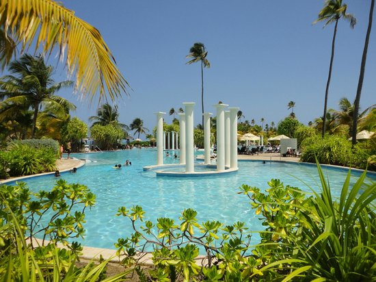 Melia Coco Beach : Pool at Gran Melia