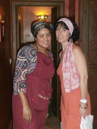 Riad Lea : Nazira une perle au Riad