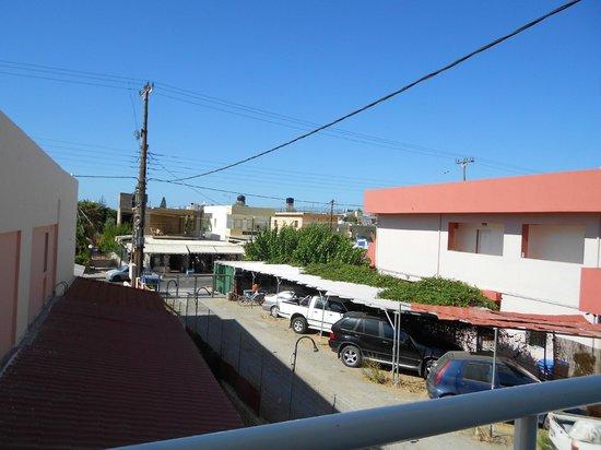 Triton Hotel: view