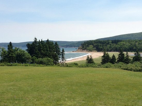 The Markland Coastal Beach Cottages : What a view!