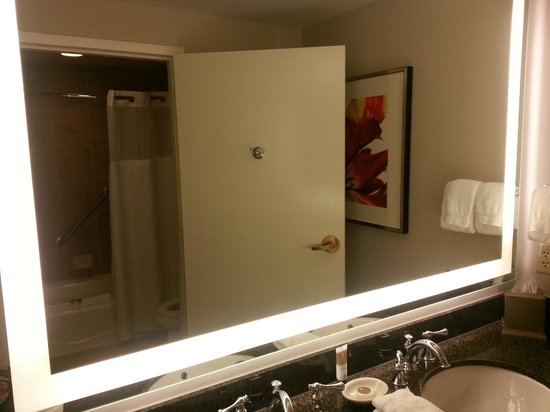 Gaylord Palms Resort & Convention Center : Bathroom area