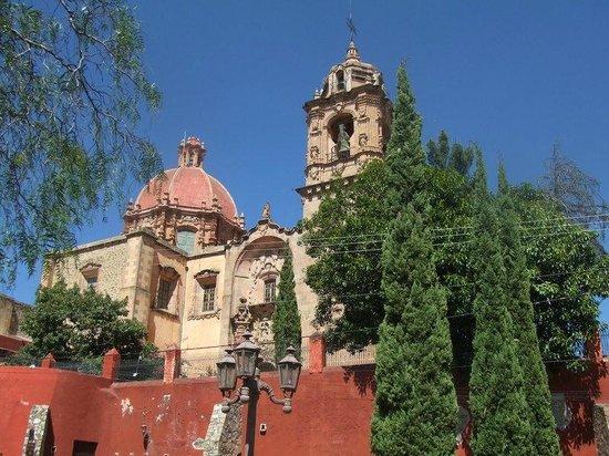 Templo La Valenciana : LA VALENCIANA CHURCH