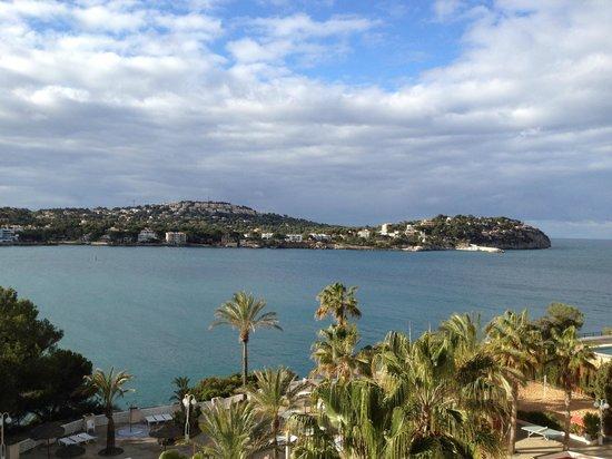 Ausblick vom zimmer picture of trh jardin del mar santa for Aparthotel jardin del mar santa ponsa