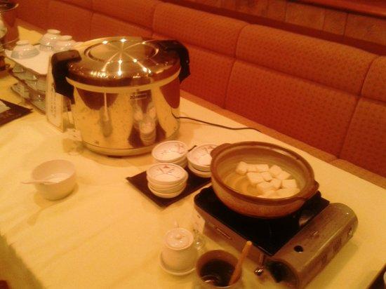 Aranvert Hotel Kyoto: Breakfast
