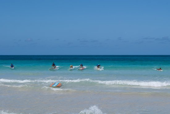 Macao Beach: серфиг это сила!