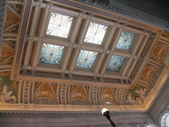 Bibliothèque du Congrès : Library of Congress