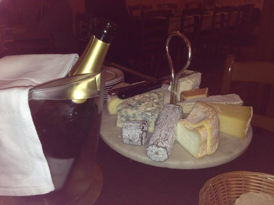 Restaurant Chez Max : Cheese to please