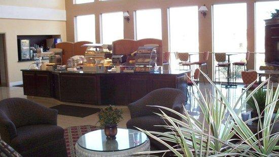 La Quinta Inn & Suites Dublin - Pleasanton: Restaurant