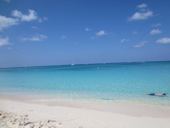 Governor's Beach: The beach