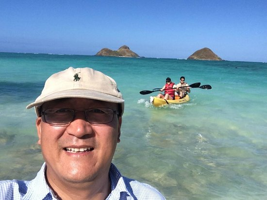 Kane'ohe Bay: 双子岛
