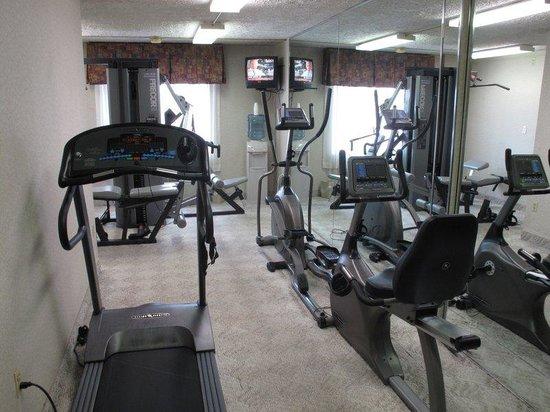 La Quinta Inn & Suites Aberdeen-APG: Fitness Center