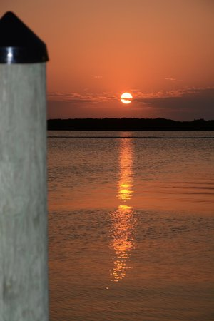 Islamorada Fish Company : sunset