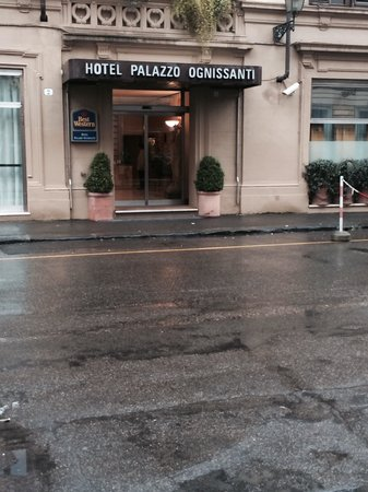 Hotel Palazzo Ognissanti: Ingresso