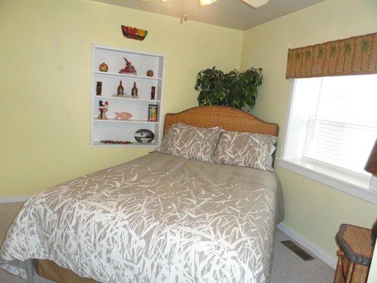 New Buffalo Inn & Spa: SS Post Boy Room