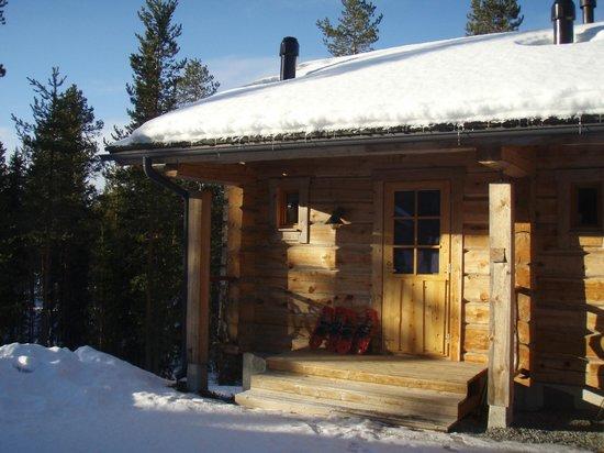 Basecamp Oulanka: Accommodation