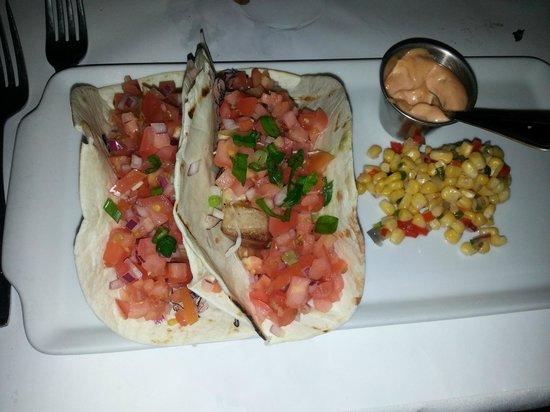 Lexington Square Cafe : Fish Tacos