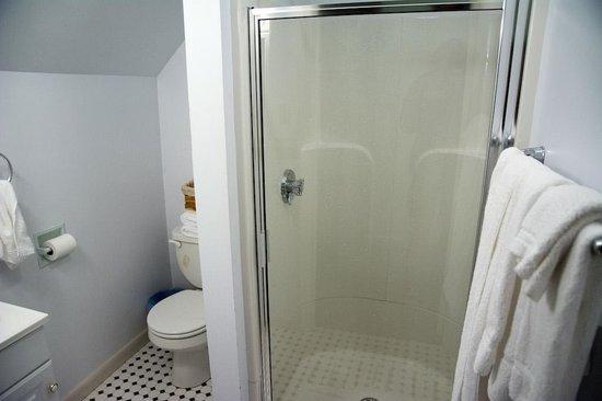 Ice Fish Inn: Bathroom