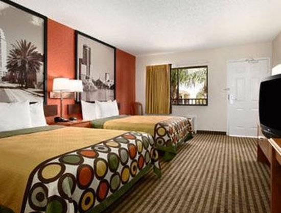 Super 8 Orlando International Drive : Double Old Style Room