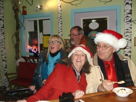 Cafe Ridgway A La Mode: Noel Night at Cafe Ridgway.
