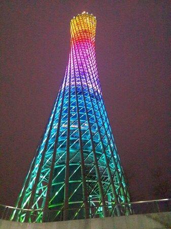 Canton Tower : Телебашня