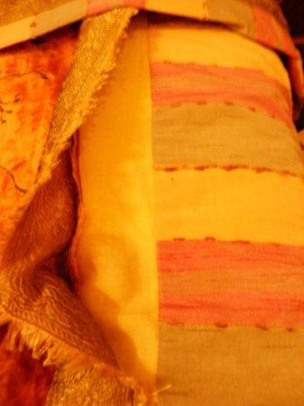 Riad La Bague de Kenza : coperta strappata