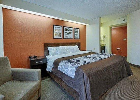 Sleep Inn - Lansing North / Dewitt : King