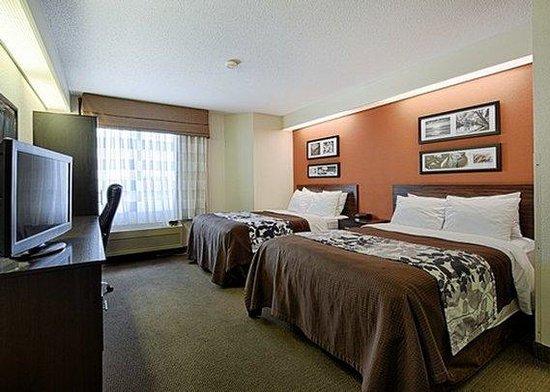 Sleep Inn - Lansing North / Dewitt : Dble Double
