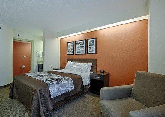 Sleep Inn - Lansing North / Dewitt : Queen