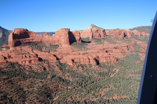 Arizona Helicopter Adventures: Spectacular views!