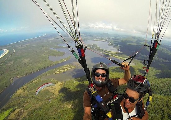 High Adventure Paragliding