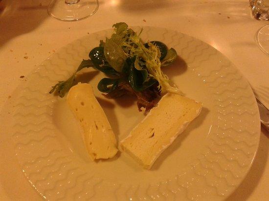 Restaurant La Forêt : fromage