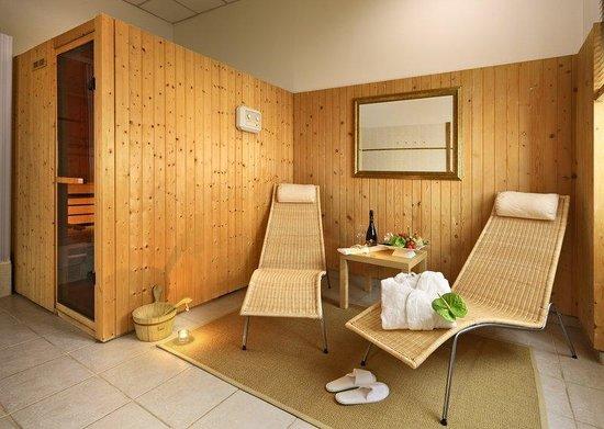 Grandhotel Brno: Sauna