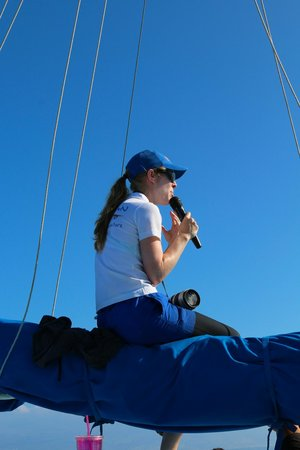 Ocean Sports Whale Watch Adventure: Our guide for our whale adventure