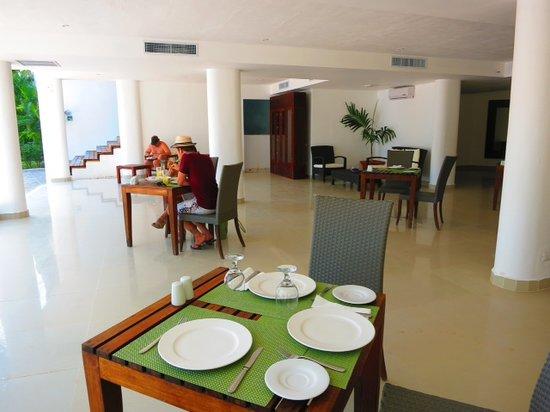 Le Reve Hotel & Spa : Restaurante