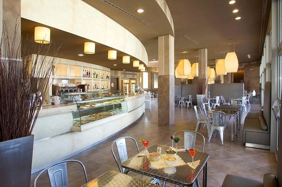 Grotta Giusti: The Bioaquam Caf-