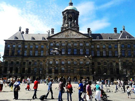 Paleis op de Dam (Königlicher Palast): Royal Palace