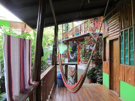 Cabinas Manolo: The hammocks :)
